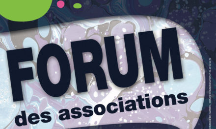Forum des associations le samedi 7 septembre 2019