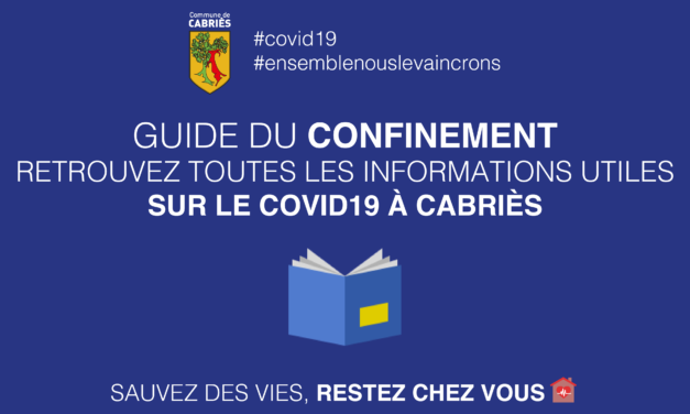 Guide du confinement