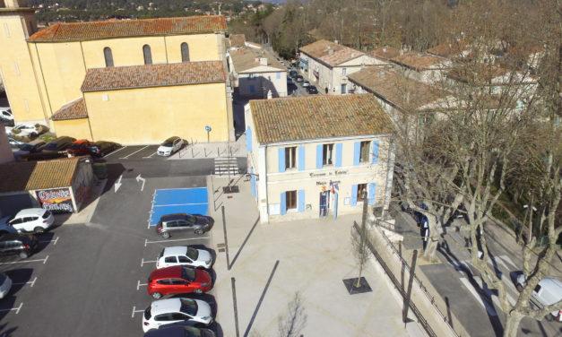 Aménagement du centre-ville de Calas