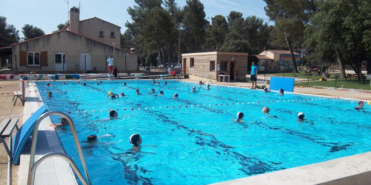 Ouverture de la piscine municipale pour la saison 2019