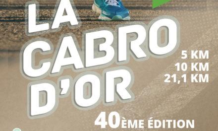 40ème édition de La Cabro d'Or