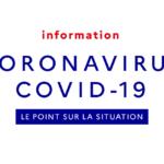 INFORMATION SUR LES NOUVELLES MESURES PRÉFECTORALES #COVID19