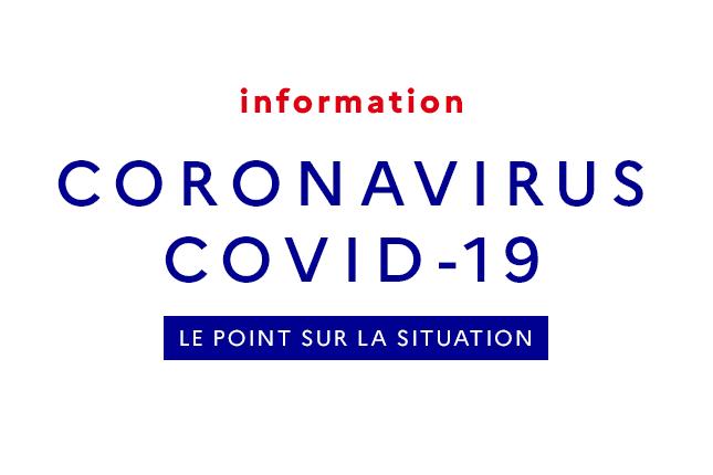 Épidémie du coronavirus COVID-19