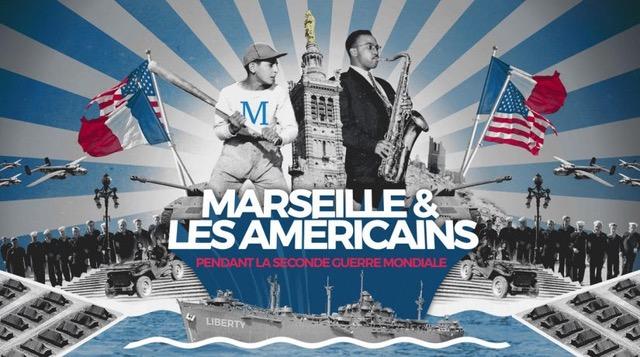 Projection «Marseille et les Américains»