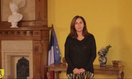 Amapola Ventron, Maire de Cabriès, s'adresse aux Cabriésiennes et aux Cabriésiens.