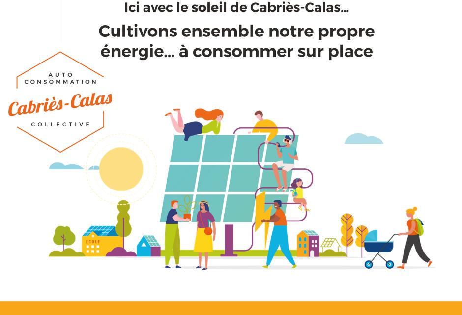 CABRIES-CALAS VERS LA TRANSITION ÉNERGÉTIQUE