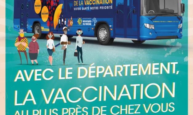 INSCRIPTION AU BUS DE LA VACCINATION