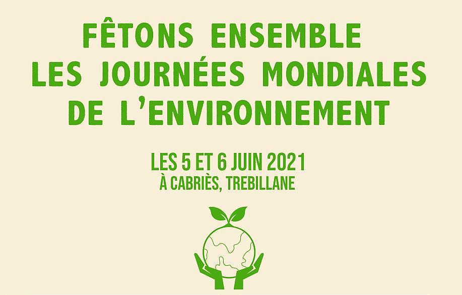 Journées mondiales de l'Environnement