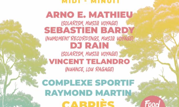 L'ESTIVADO : VOTRE NOUVEL EVENEMENT MUSICAL